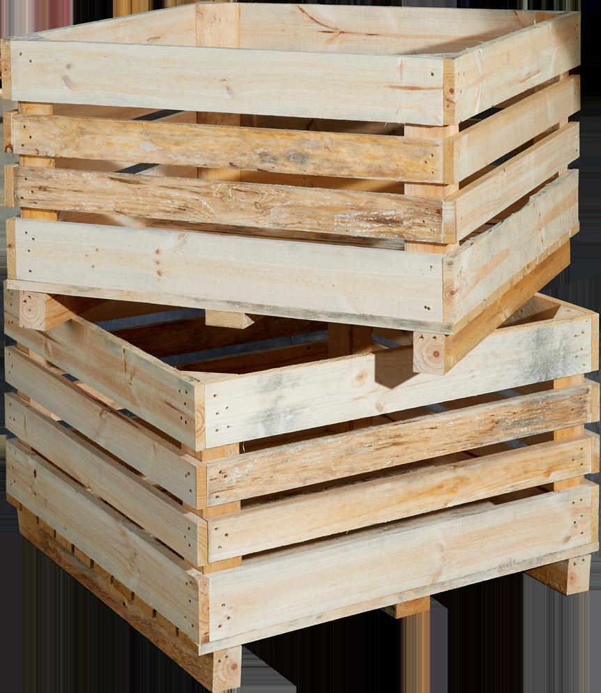 Timber Crates Fruit Boxes And Bins Rodpak